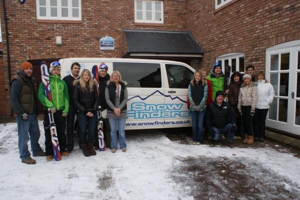 Snowfinders Staff